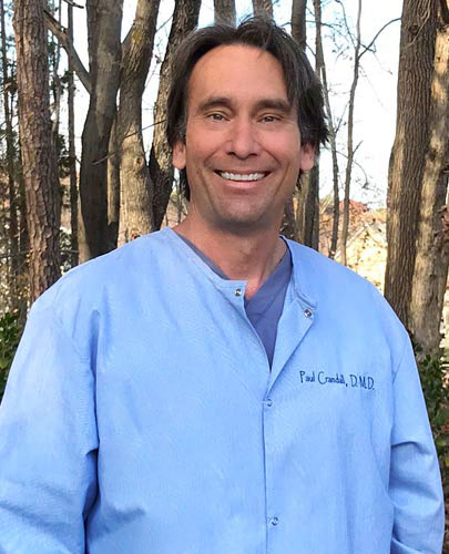 Dr paul crandall